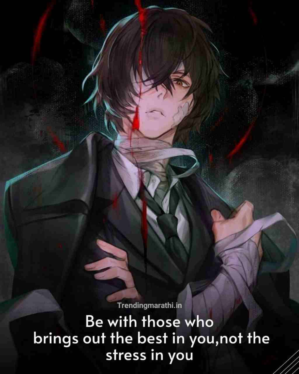 Best anime quotes about life