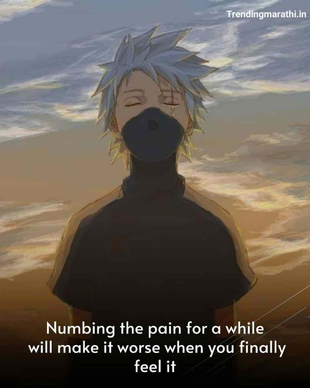 Best anime quotes about love life