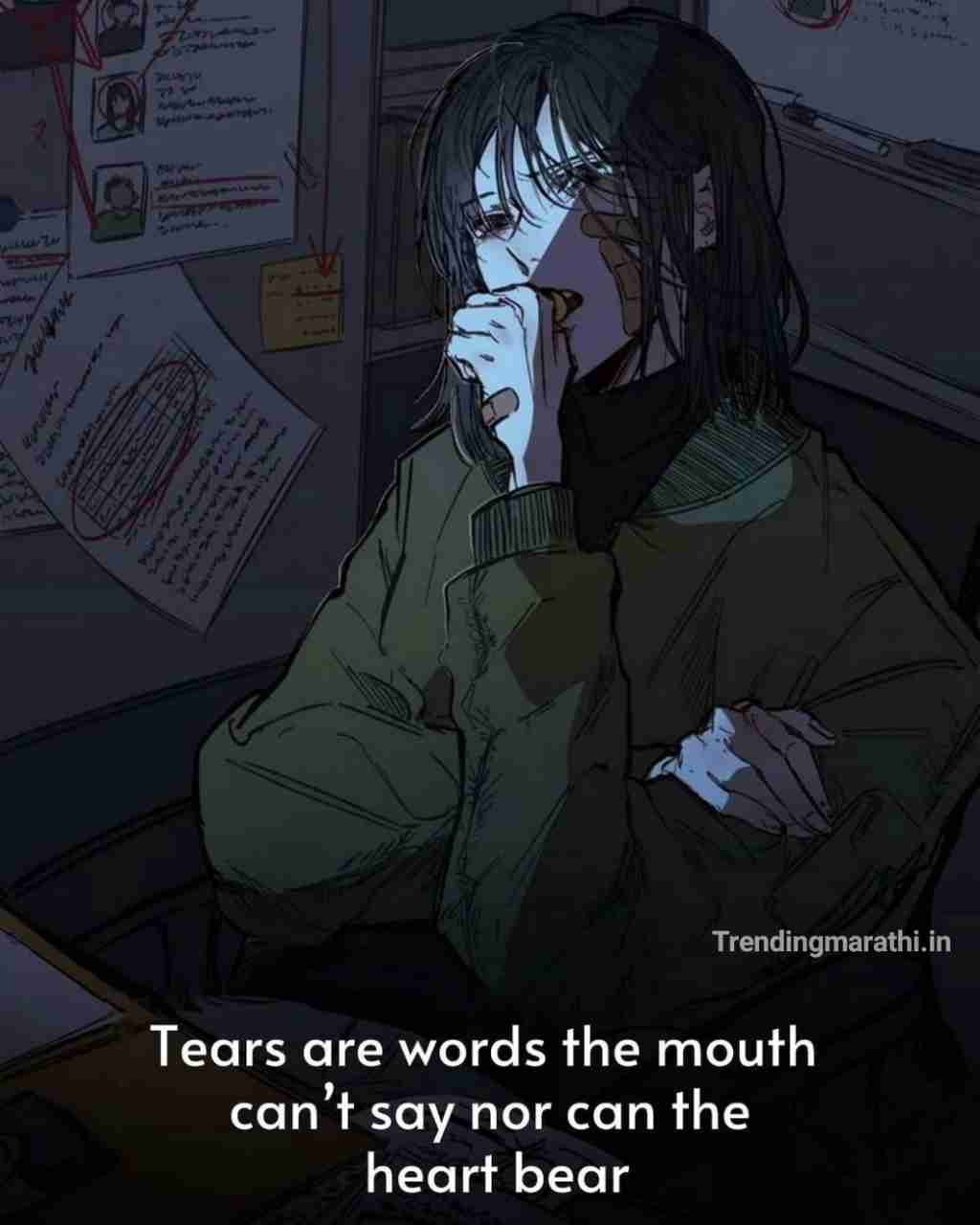 Best anime quotes about love